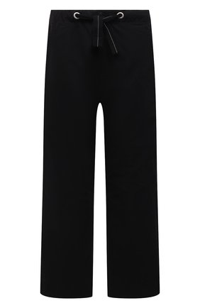 Мужские хлопковые брюки OAMC черного цвета, арт. 0AMS310833 0S240700 | Фото 1 (Материал подклада: Хлопок; Материал внешний: Хлопок; Стили: Минимализм; Случай: Повседневный; Длина (брюки, джинсы): Стандартные)