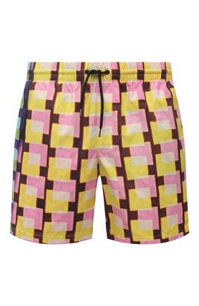 Мужские плавки-шорты DRIES VAN NOTEN разноцветного цвета, арт. 211-20938-2241 | Фото 1