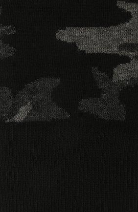 Мужские хлопковые носки BOSS темно-серого цвета, арт. 50449370   Фото 2