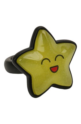 Женское кольцо sticker star BALENCIAGA желтого цвета, арт. 655842/TZ25Z | Фото 1