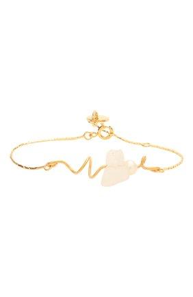 Женский браслет MARNI золотого цвета, арт. BRMV0133A0/PD000 | Фото 1