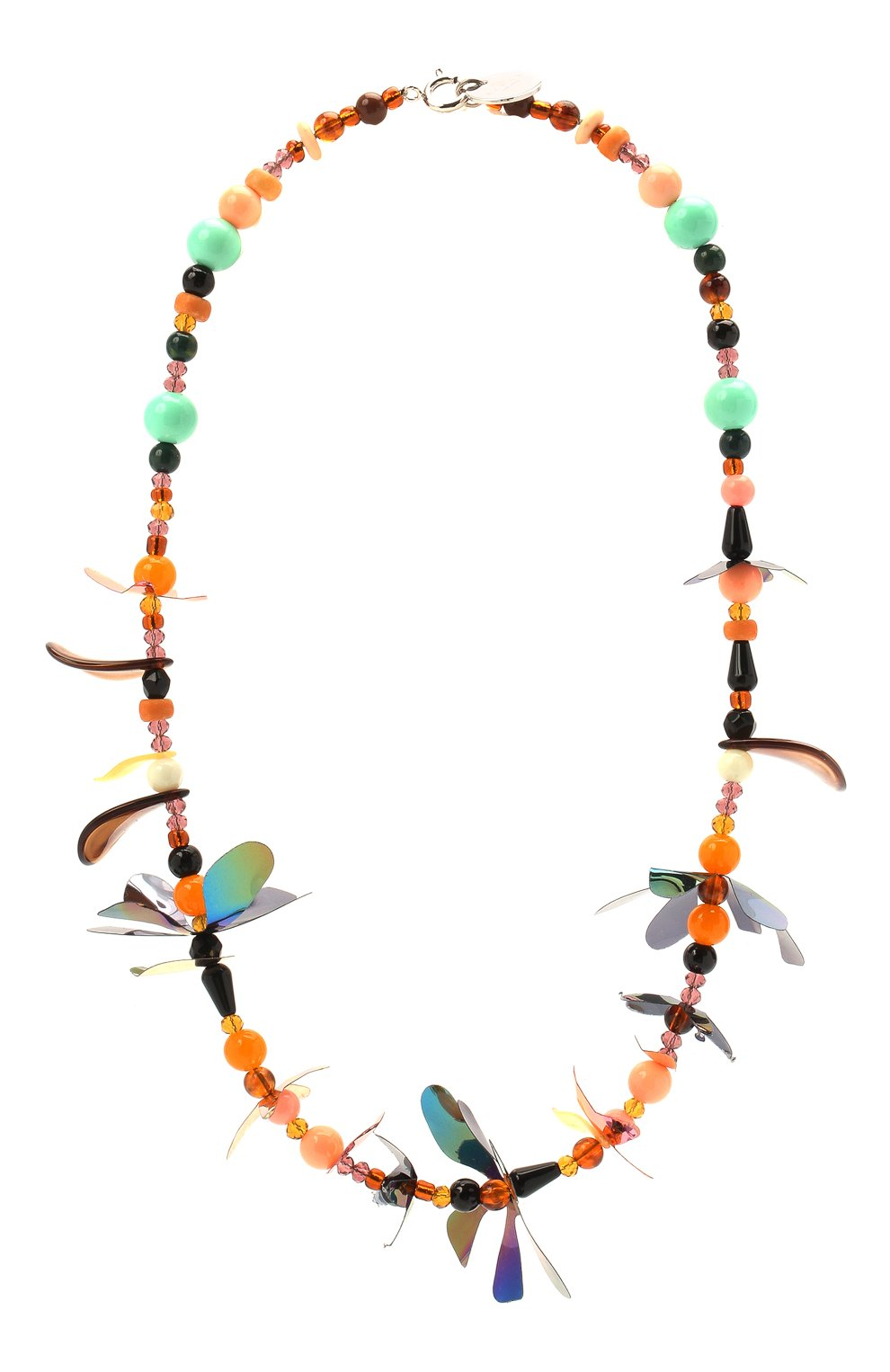 Женское колье MARNI разноцветного цвета, арт. C0MV0256A0/R2000 | Фото 1