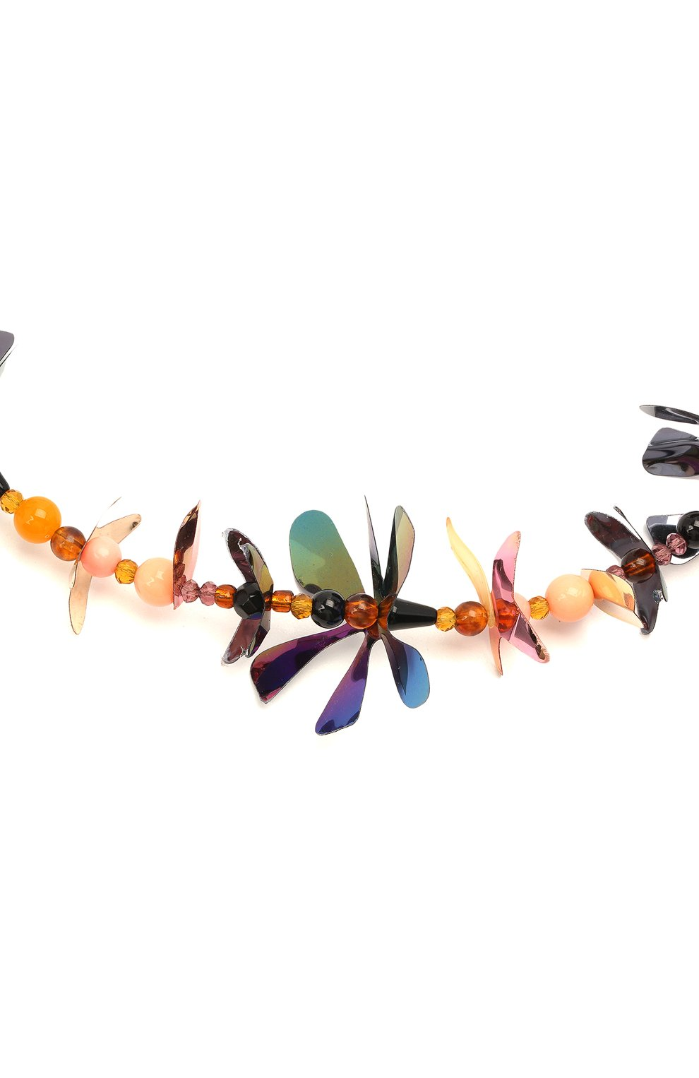 Женское колье MARNI разноцветного цвета, арт. C0MV0256A0/R2000 | Фото 2
