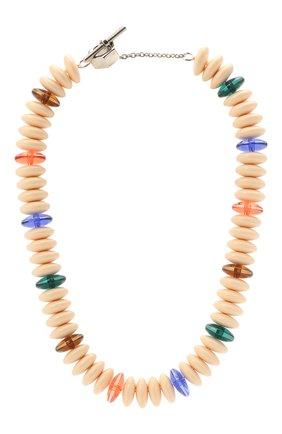 Женское колье MARNI разноцветного цвета, арт. C0MV0261A0/R2000 | Фото 1