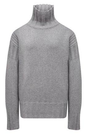 Женский кашемировый свитер JIL SANDER серого цвета, арт. JPPS759520-WSY10028 | Фото 1
