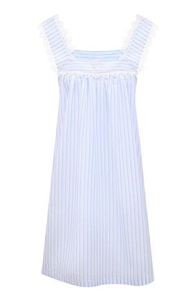 Женская хлопковая сорочка CELESTINE голубого цвета, арт. 30002685/RIALT0-1 BD | Фото 1