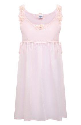 Женская хлопковая сорочка CELESTINE розового цвета, арт. 30002688/VICKY-A BD | Фото 1