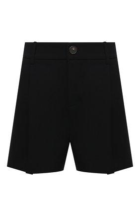 Женские шорты VINCE черного цвета, арт. V720221949 | Фото 1