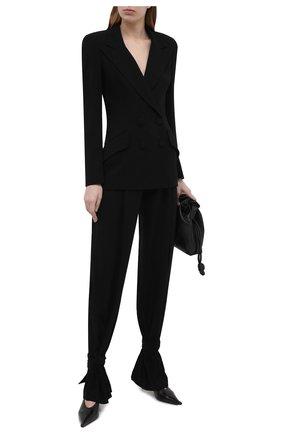 Женский жакет MONOT черного цвета, арт. PF2021JA01 | Фото 2