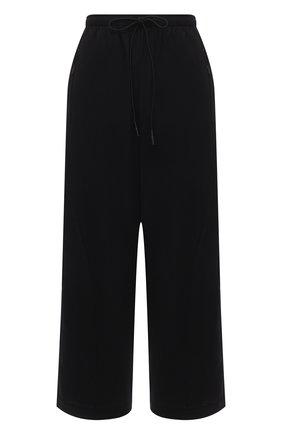 Женские брюки Y-3 черного цвета, арт. GV0350/W | Фото 1