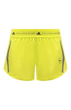 Женские шорты ADIDAS BY STELLA MCCARTNEY желтого цвета, арт. GL7386 | Фото 1