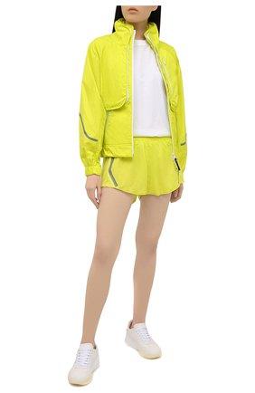 Женские шорты ADIDAS BY STELLA MCCARTNEY желтого цвета, арт. GL7386 | Фото 2