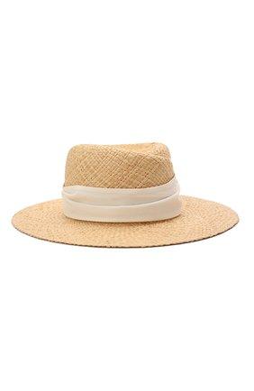Женская шляпа virginie MAISON MICHEL светло-бежевого цвета, арт. 1001153001/VIRGINIE | Фото 2