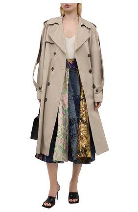 Женская юбка DOLCE & GABBANA разноцветного цвета, арт. F4B2PD/GDY73 | Фото 2