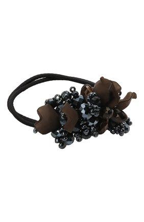 Детская резинка JUNEFEE черного цвета, арт. 6828 | Фото 2