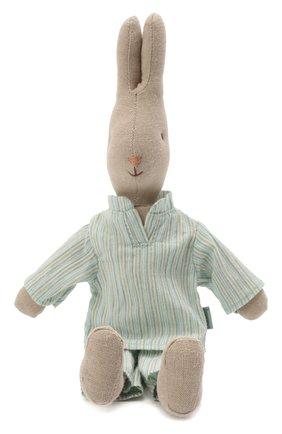Детского игрушка кролик MAILEG разноцветного цвета, арт. 16-9122-00 | Фото 1