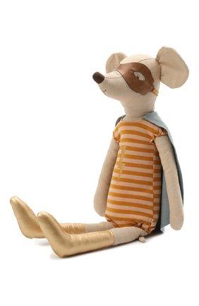 Детского игрушка мышка супергерой MAILEG разноцветного цвета, арт. 16-0760-00 | Фото 2