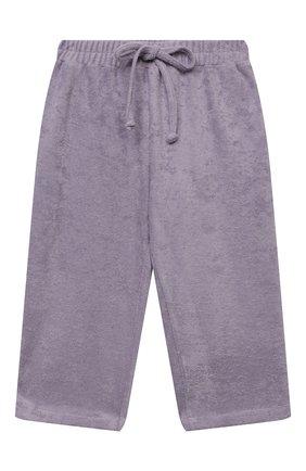 Детские хлопковые брюки PAADE MODE сиреневого цвета, арт. 21218543/4Y-8Y | Фото 1