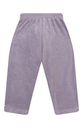 Детские хлопковые брюки PAADE MODE сиреневого цвета, арт. 21218543/4Y-8Y | Фото 2