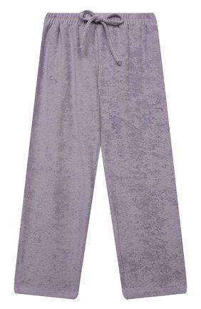 Детские хлопковые брюки PAADE MODE сиреневого цвета, арт. 21218543/10Y-14Y | Фото 1