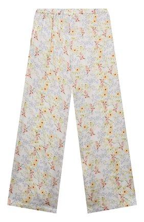 Детские брюки из вискозы PAADE MODE разноцветного цвета, арт. 21218053/10Y-14Y | Фото 2