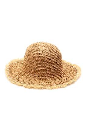 Детская шляпа SONIA RYKIEL ENFANT бежевого цвета, арт. 21S1AC10 | Фото 2