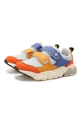 Детские кроссовки NATURINO разноцветного цвета, арт. 0012015495/05/27-32   Фото 1