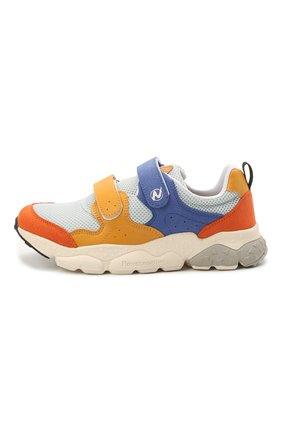 Детские кроссовки NATURINO разноцветного цвета, арт. 0012015495/05/33-38 | Фото 2