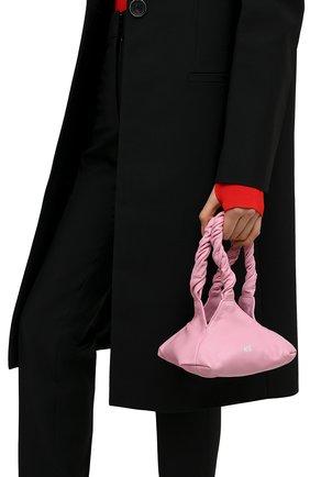 Женская сумка balle mini GIVENCHY розового цвета, арт. BB50GRB12X   Фото 2