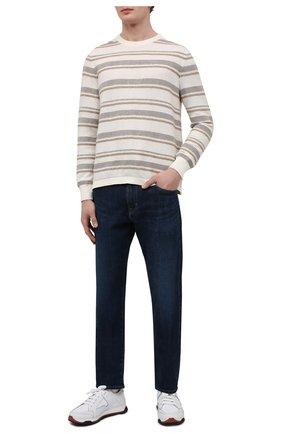 Мужские джинсы AG синего цвета, арт. 1174DAS/CRSD/MX | Фото 2