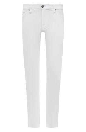 Мужские джинсы AG белого цвета, арт. 1174SUD/WHT/MX | Фото 1