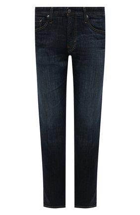 Мужские джинсы AG синего цвета, арт. 1174UDK/PR0V/MX | Фото 1
