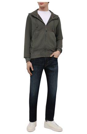 Мужские джинсы AG синего цвета, арт. 1174UDK/PR0V/MX | Фото 2