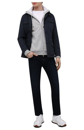 Мужские джинсы AG темно-синего цвета, арт. 1783FXD/SC0T/MX | Фото 2