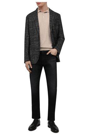 Мужские джинсы AG темно-серого цвета, арт. 1783STS/06YCRX/MX | Фото 2