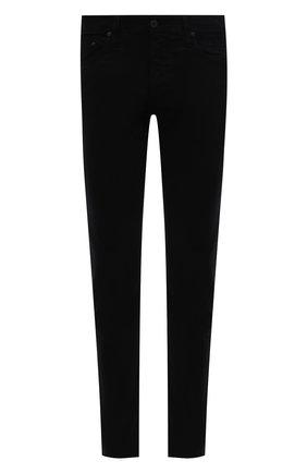 Мужские джинсы AG черного цвета, арт. 1783SUD/SBA/MX | Фото 1