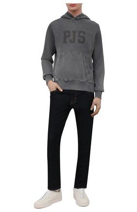 Мужские джинсы AG темно-синего цвета, арт. 1783UDK/JAK/MX | Фото 2