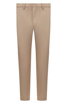 Мужские брюки NEIL BARRETT бежевого цвета, арт. PBPA488/Q012 | Фото 1