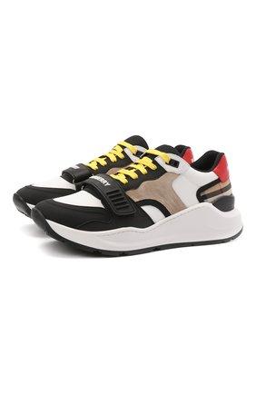 Комбинированные кроссовки Ramsey | Фото №1