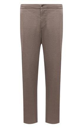 Мужские брюки MARCO PESCAROLO светло-коричневого цвета, арт. CHIAIAM/4306 | Фото 1