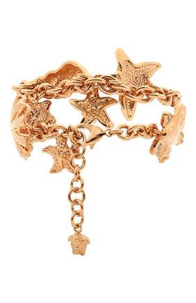 Женский браслет trésor de la mer VERSACE золотого цвета, арт. DG0I108/DJMX | Фото 2