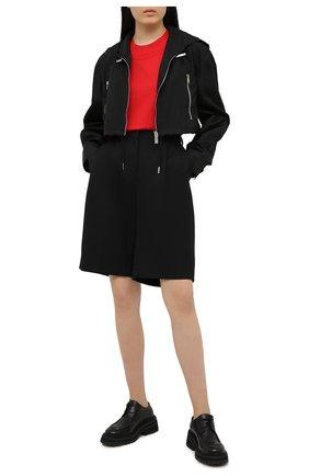 Женская ветровка GIVENCHY черного цвета, арт. BW00C813RV | Фото 2