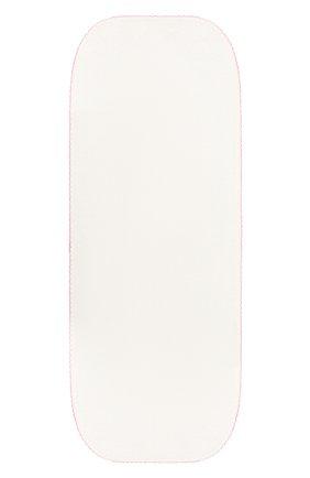 Детского хлопковая пеленка KISSY KISSY розового цвета, арт. KG3059200 | Фото 2