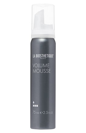 Мусс для придания интенсивного объема волосам LA BIOSTHETIQUE бесцветного цвета, арт. 110674 | Фото 1