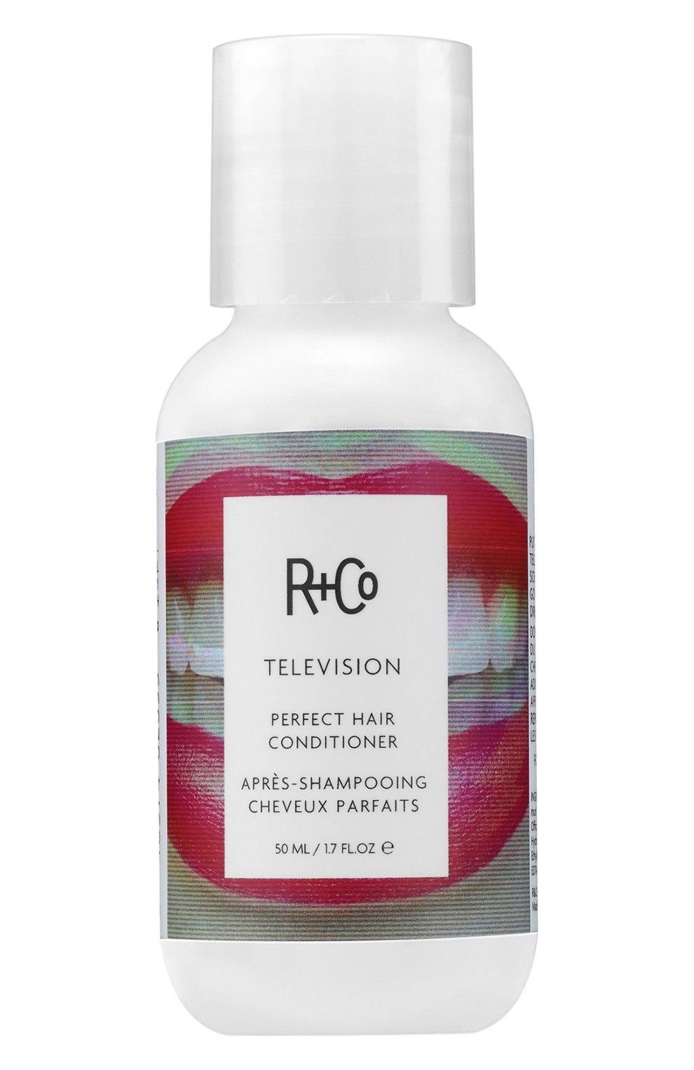 Кондиционер для совершенства волос television R+CO бесцветного цвета, арт. 810374023556   Фото 1