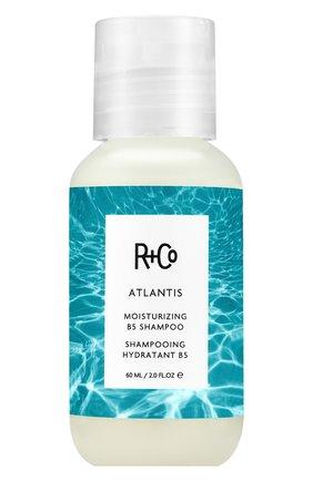 Шампунь для увлажнения с витамином в5 atlantis R+CO бесцветного цвета, арт. 810374024829 | Фото 1
