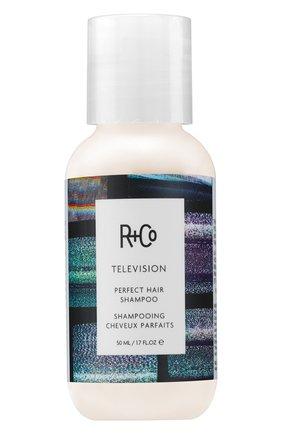 Шампунь для совершенства волос television R+CO бесцветного цвета, арт. 810374023549 | Фото 1