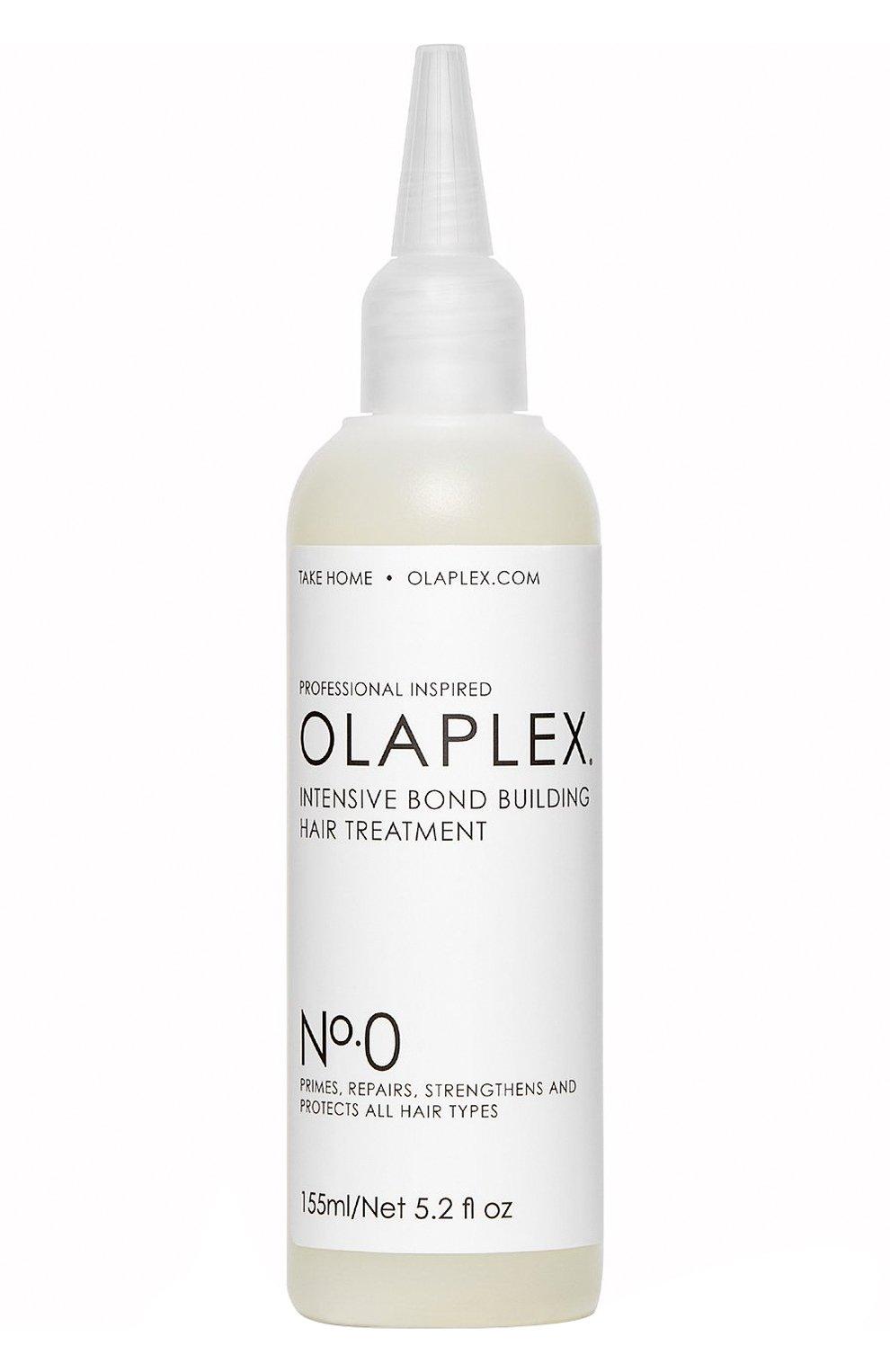 Интенсивный уход-праймер olaplex no. 0 bond building hair treatment (155ml) OLAPLEX бесцветного цвета, арт. 896364002879 | Фото 1