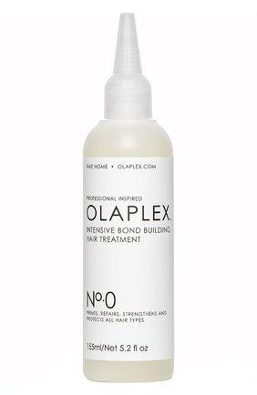 Интенсивный уход-праймер olaplex no. 0 bond building hair treatment OLAPLEX бесцветного цвета, арт. 896364002879 | Фото 1