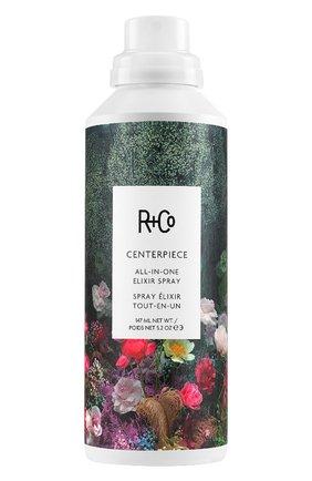 Спрей-эликсир для идеальных волос centerpiece R+CO бесцветного цвета, арт. 810374025147   Фото 1